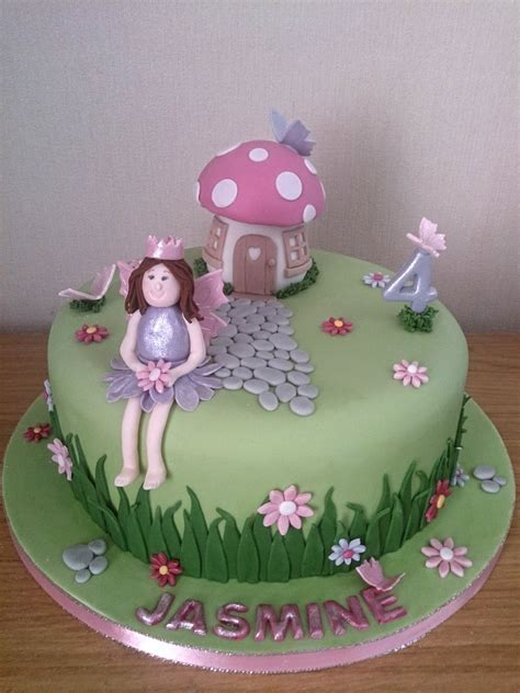 house cake designs pin toadstool cake fairy mushroom house ellis 2nd birthday