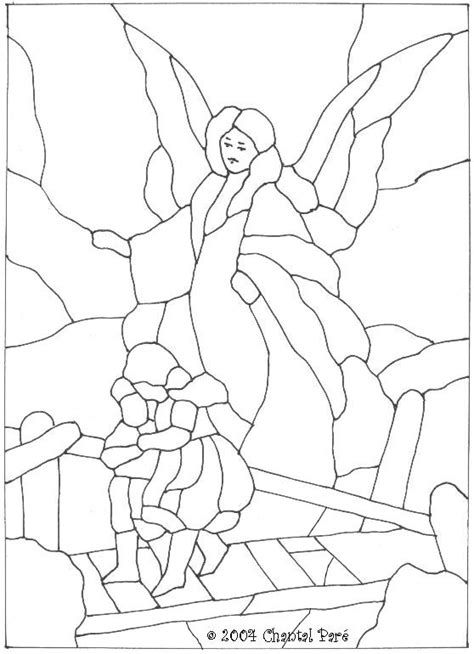 coloring page guardian angel prayer guardian angel prayer coloring page coloring pages for free