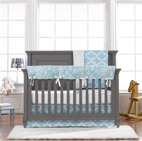 Blue Crib Bedding For Boys by Sky Blue Bedding Crib Bedding Boy Crib Bedding