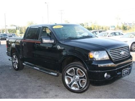 2008 Ford F150 Specs by 2008 Ford F150 Harley Davidson Supercrew 4x4 Data Info