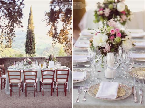 table decorations wedding tuscany   My Italian Wedding