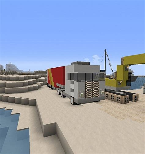 Cars Boats And Planes cars boats and planes minecraft project
