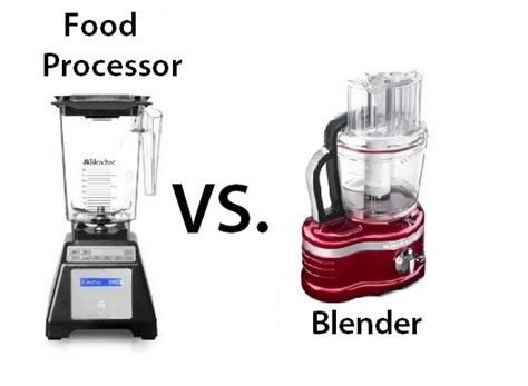 Kitchenaid Vs Cuisinart Food Processor # Benited.com