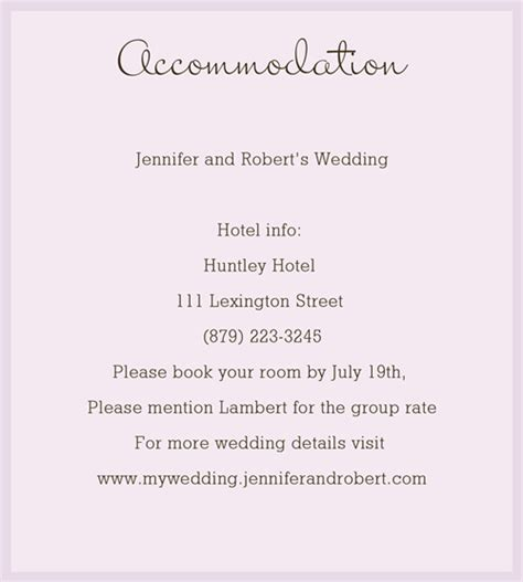 what to put on wedding accommodation cards cheap simple lavender pocket wedding invitations ewpi124