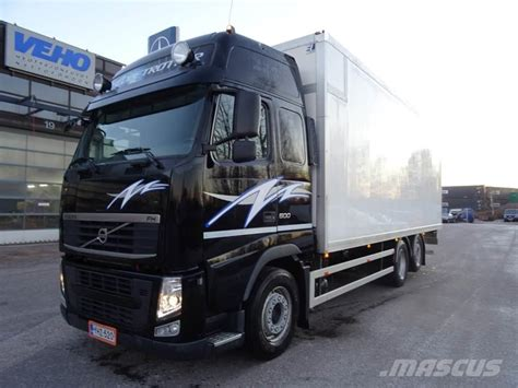 volvo 500 truck used volvo fh13 500 box trucks year 2012 price 52 722
