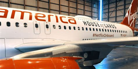 netflix flight netflix is now streaming on virgin america flights askmen