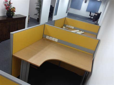 Meja Pejabat used office partitions for sale pembahagi meja pejabat