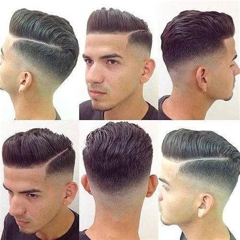 how to blend a lads a hair 现在最流行的男士分线发型图片大全 24p 18 发型图片网