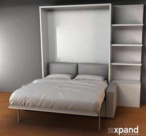 wall bed sofa combo murphysofa clean expand furniture