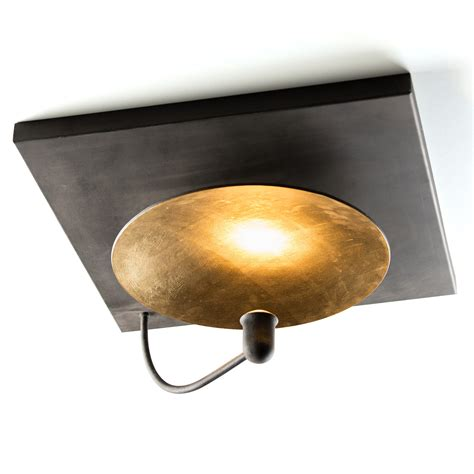 Deckenleuchten Indirektes Licht sanftes indirektes licht deckenleuchte mit goldenem