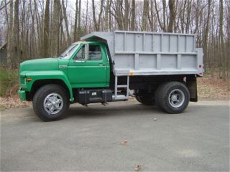 other vehicles & trailers commercial trucks dump