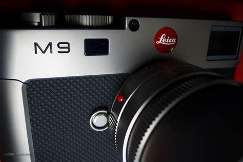 Kamera Leica M9 Titanium leica m9 titanium limited edition now shipping leica rumors