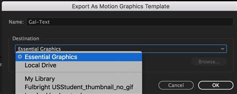 How To Use The New Essential Graphics Panel In Premiere Pro Cc Pond5 Install Motion Graphics Template