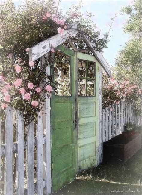 repurpose doors   garden home design garden architecture blog magazine