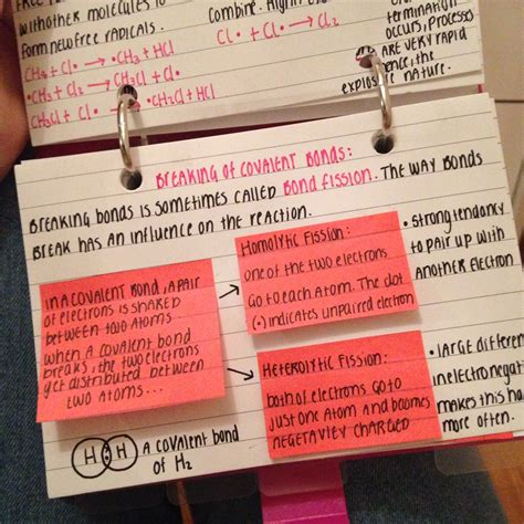 best way to make flash cards how to use index cards to study chemistry search