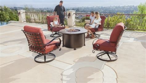 Wonderful Ow Lee Luxurious Outdoor Casual Furniture Fire Ow Pits