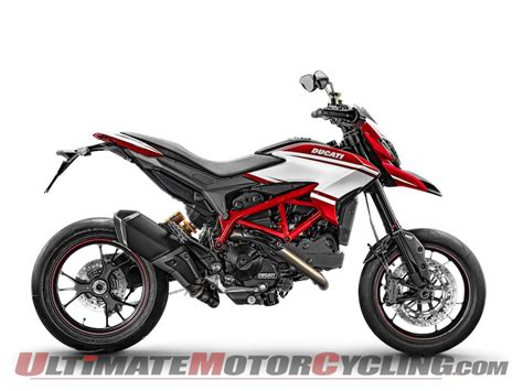 Chips Motorrad Ducati by 2015 Ducati Hypermotard Sp Unveiled With Corse Colors