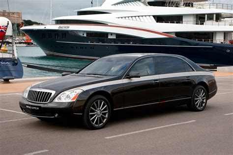 maybach images maybach car pictures maybach 62 zepellin official pictures