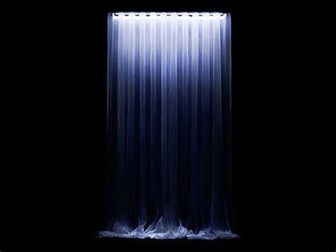 led waterfall curtain lights led curtain by barbara bona