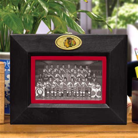 chicago blackhawks glass table l chicago blackhawks nhl 8 quot x 10 quot black horizontal picture frame