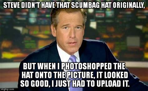Scumbag Steve Hat Meme Generator - if scumbag steve says otherwise which one should we