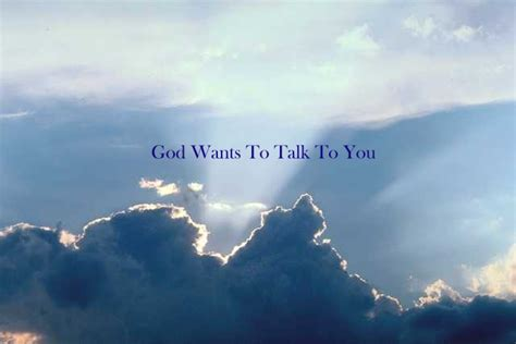 Find To Talk To How To Find God