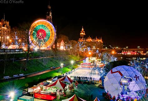 edinburgh christmas market at night quot it is better to