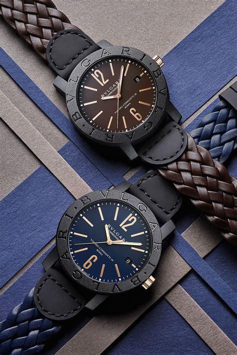Bvlgari Carbongold bvlgari s new carbon gold timepiece is beyond stunning