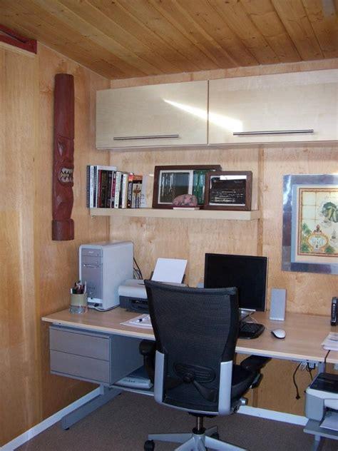 backyard office  trelis westcoast outbuildings
