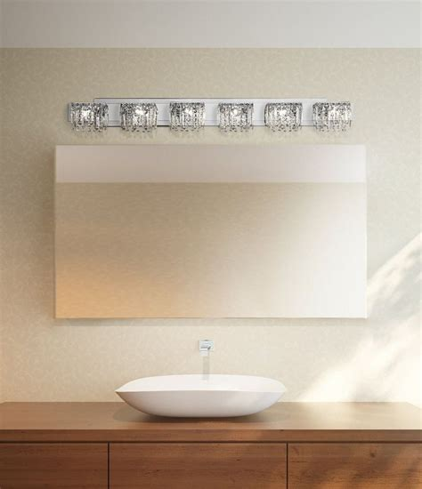 possini bathroom light fixtures possini euro design hanging crystal 50 3 4 quot wide bath