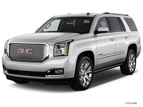 2015 gmc yukon prices reviews and pictures u s news world report