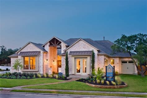 model home by sitterle homes traditional