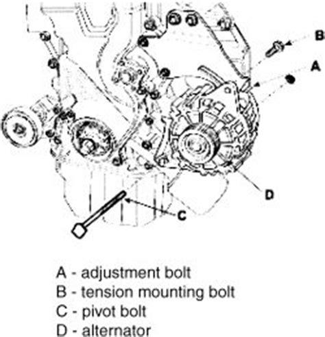 2003 Kia Alternator Replacement Alternator Removal Replacement Kia Optima 2001 2006 Or