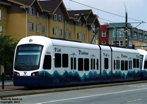 Sound Transit Link Light Rail by Sound Transit Light Rail Photos