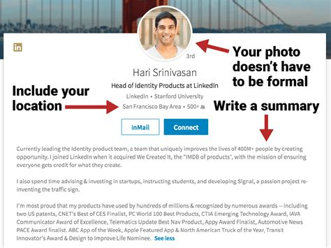 how you can significantly improve your linkedin page to