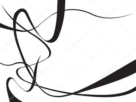 imagenes blanco y negro abstractas las ondas curvas abstractas de fondo blanco y negro