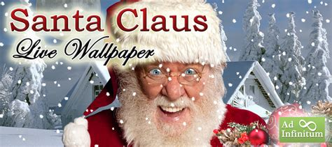 santa claus phone number email address find out here santa claus live wallpaper