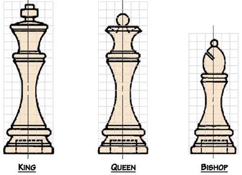 bishop chess drawing google search echecs pinterest