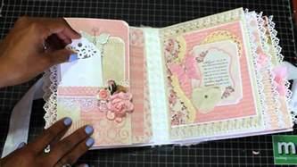 baby scrapbook album baby mini scrapbook album august 2015 sold