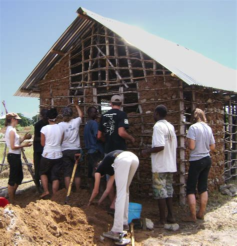build a house africa a house and house on pinterest
