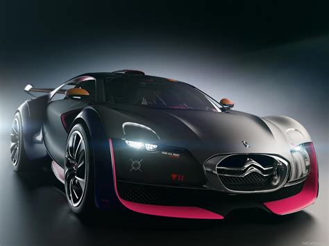 Citroen Survolt Concept   Best Looking Concepts Car at the 2010 Geneva Motor Show   eXtravaganzi
