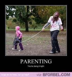 Parenting Advice Meme - best kid and parent halloween costume everrr b for bel