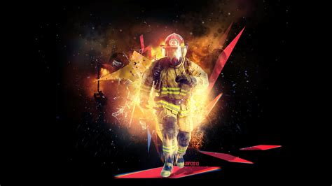 Firefighter Background Check Firefighter By Jinycze On Deviantart