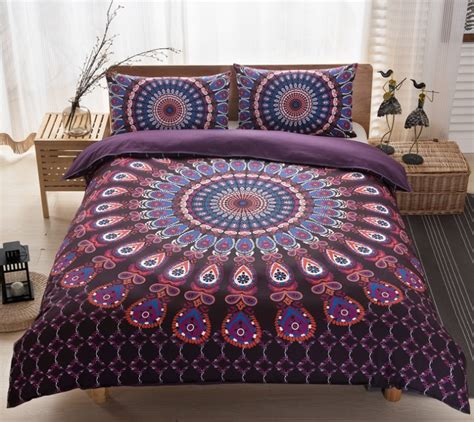 bohemian bed in a bag bohemian duvet covers promotion shop for promotional