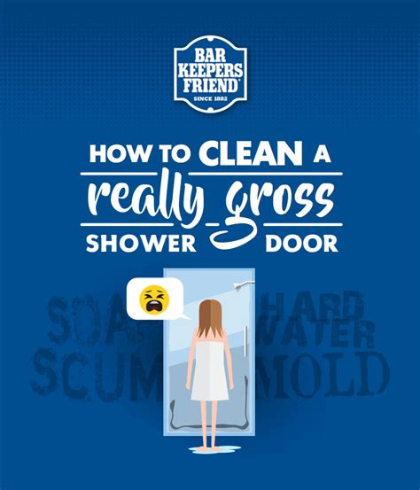 In The Bathroom How To Use Bar Keepers Friend 174 Cleaning Bathroom Showers
