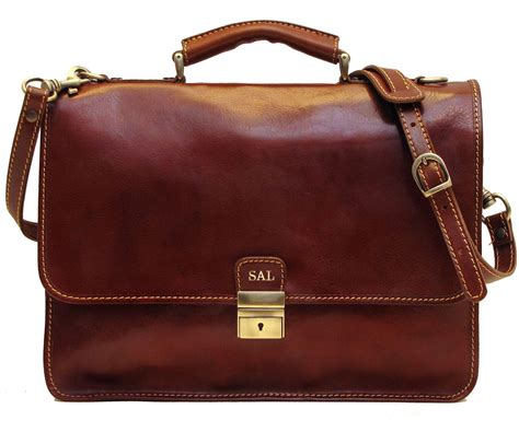 laptop bags leather cenzo leather laptop bag