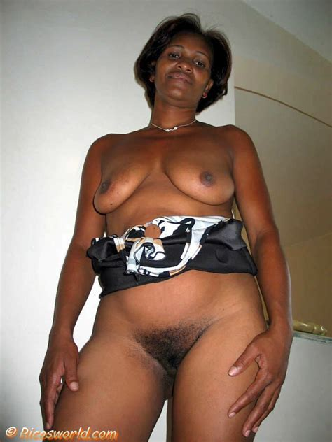 Rico Hairy Mature Caribbean Womens