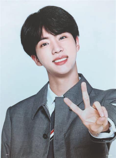 Mini Jin 석진 jin happy after mini photocard jin ver cr