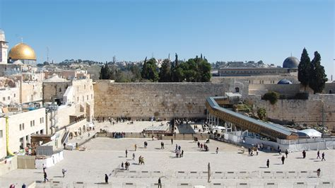 Top Mba Colleges In Israel by New Western Wall Barriers For