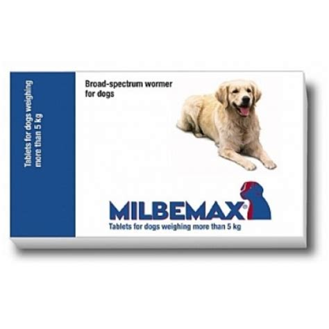 worm pills for dogs milbemax worming tablets for dogs from 163 1 62